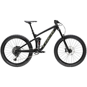 Trek Remedy 8 matte trek black